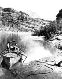 Grand Canyon National Park, Arizona. Major John Wesley Powell...