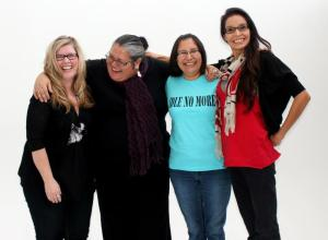 Founders of Idle No More