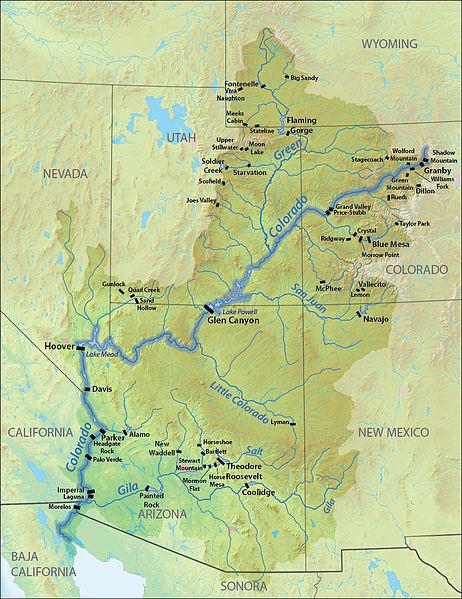 map basin