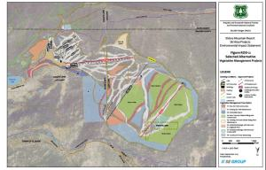 Map of proposed expansion from USFS record of decision